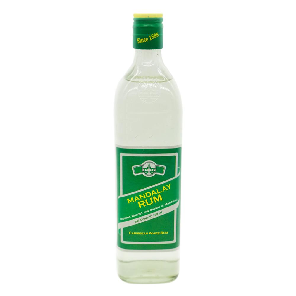 Mandalay Caribbean White Rum 700 ml