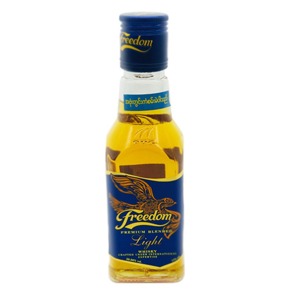 Freedom Premium Blended Whisky Light 350ml