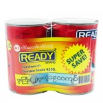 Ready A1 Sardines In Tomato Sauce 2's 850g