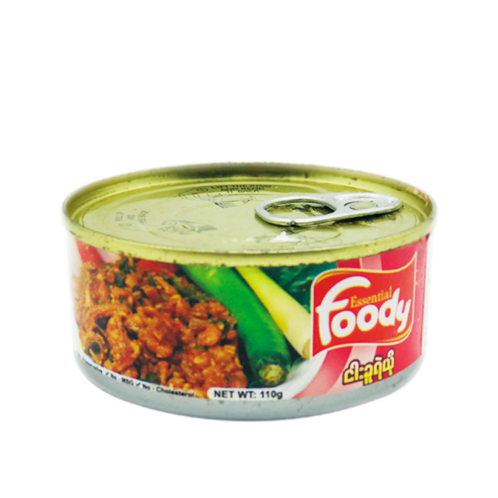 Foody Catfish Curry 110g