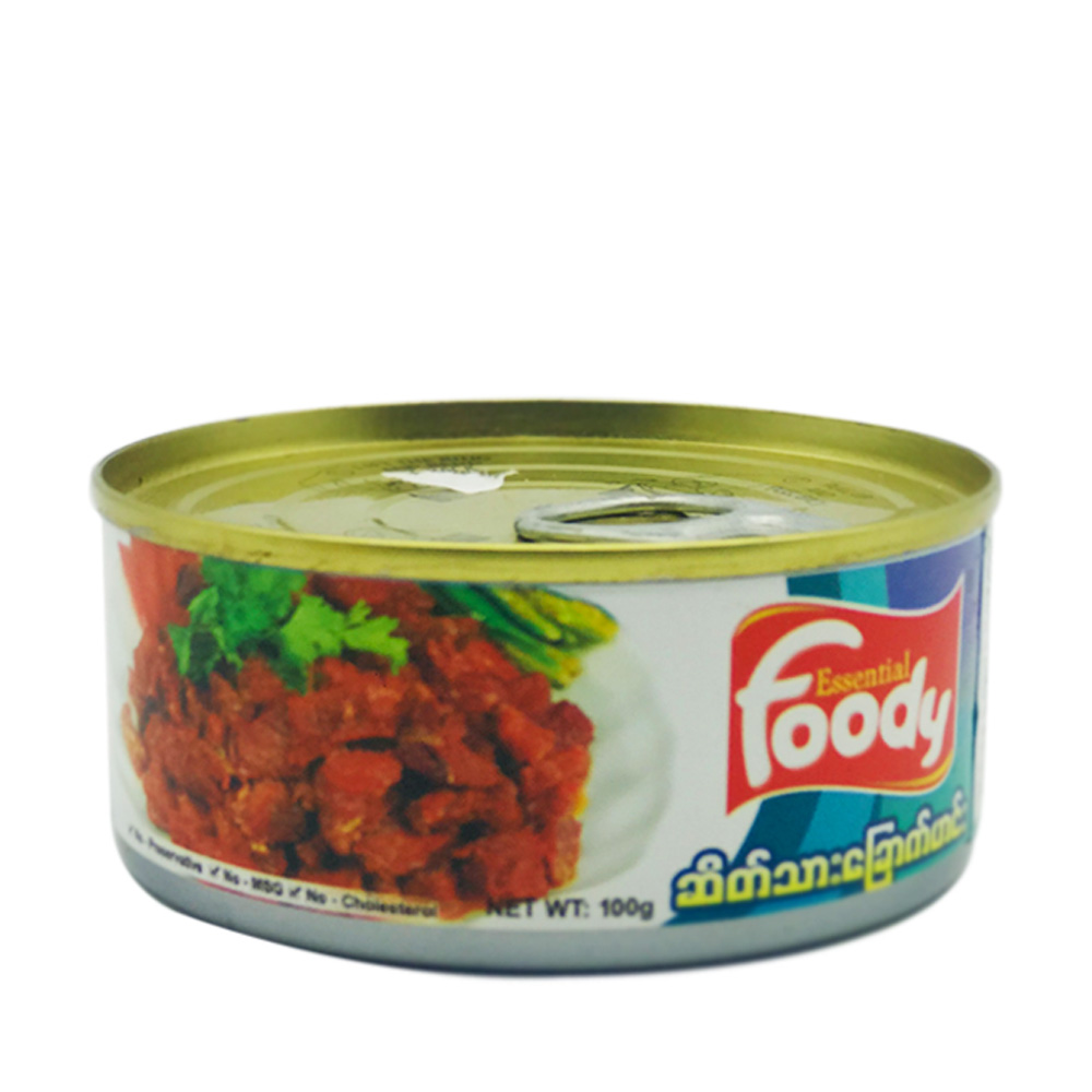Foody Dried Mutton Curry 100g