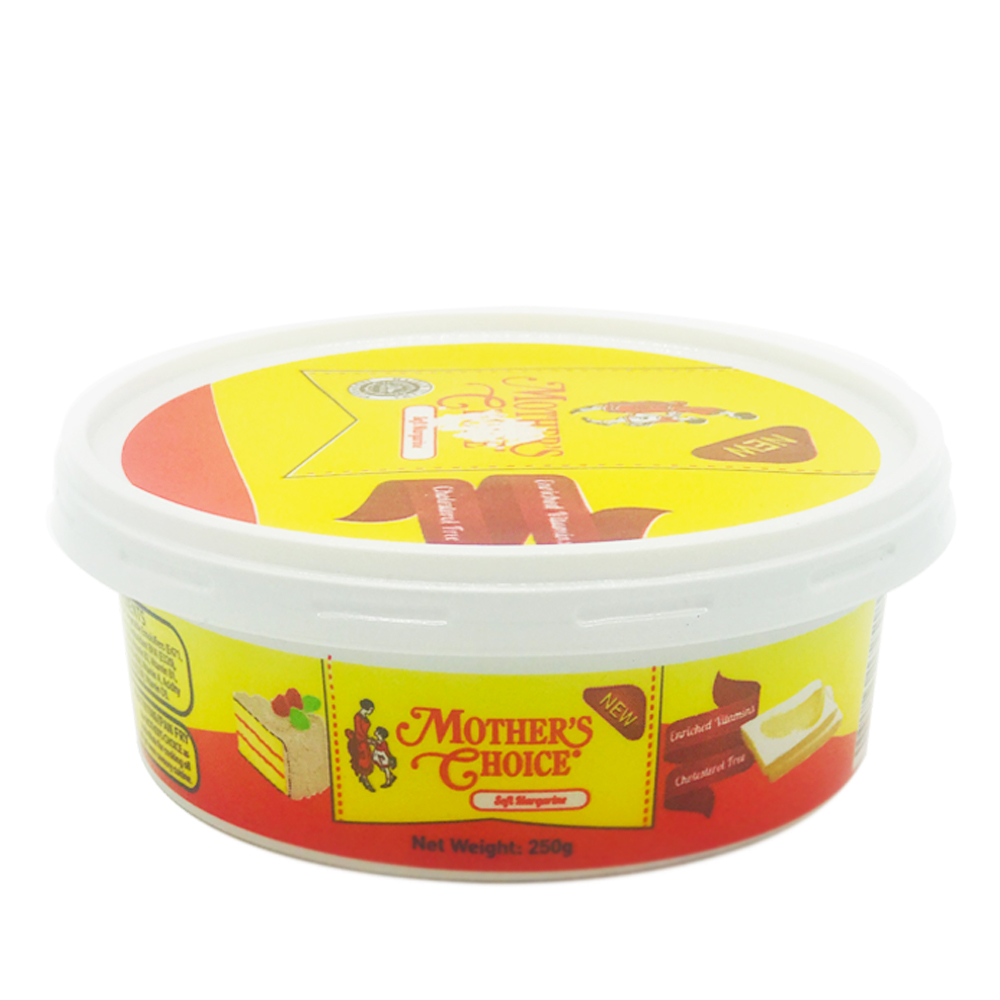 Mother's Choice Soft Margarine 250g