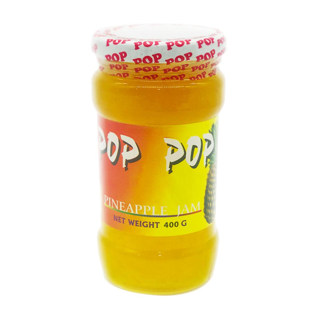 Pop Pop Pineapple Jam 400g