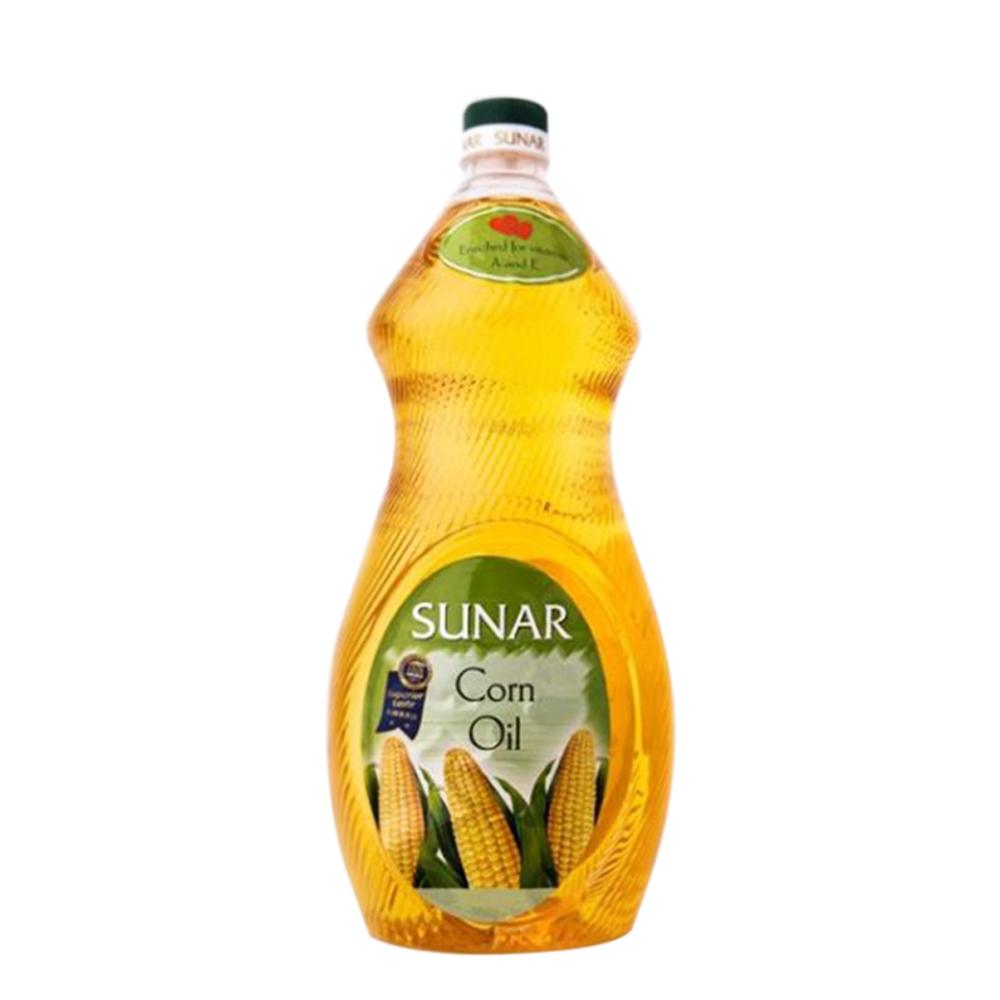 Sunar Corn Oil 1ltr