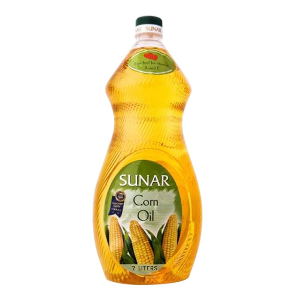 Sunar Corn Oil 2ltr