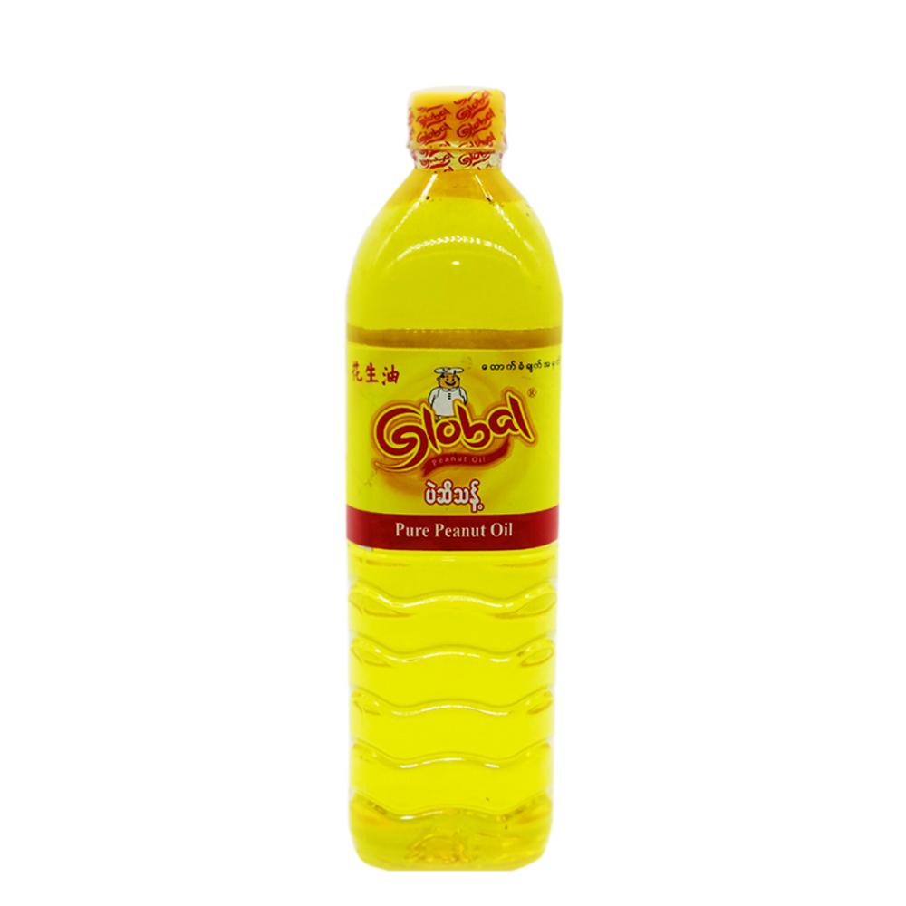 Global Peanut Oil 1ltr