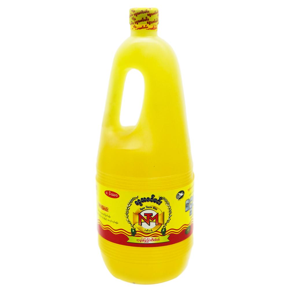 Ngwe Thazin Min Peanut Oil 1viss