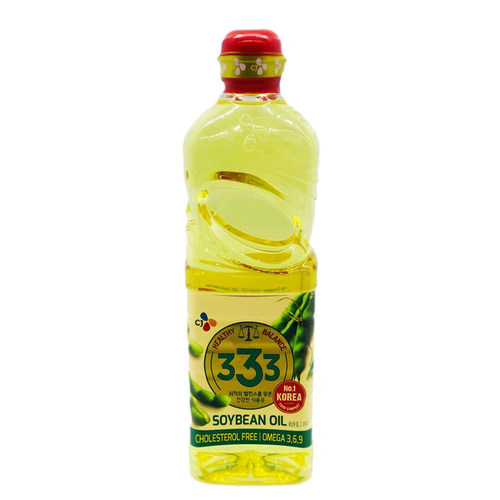 Cj 333 Soybean Oil 0.9ltr