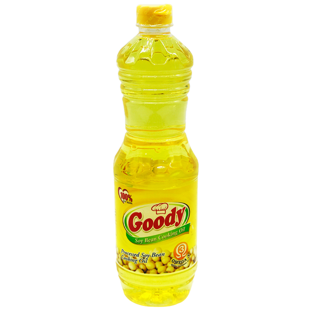 Goody Soybean Cooking Oil 1ltr