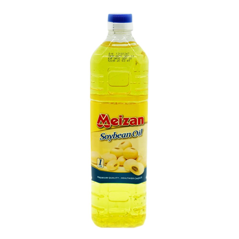 Meizan Soybean Oil 1ltr