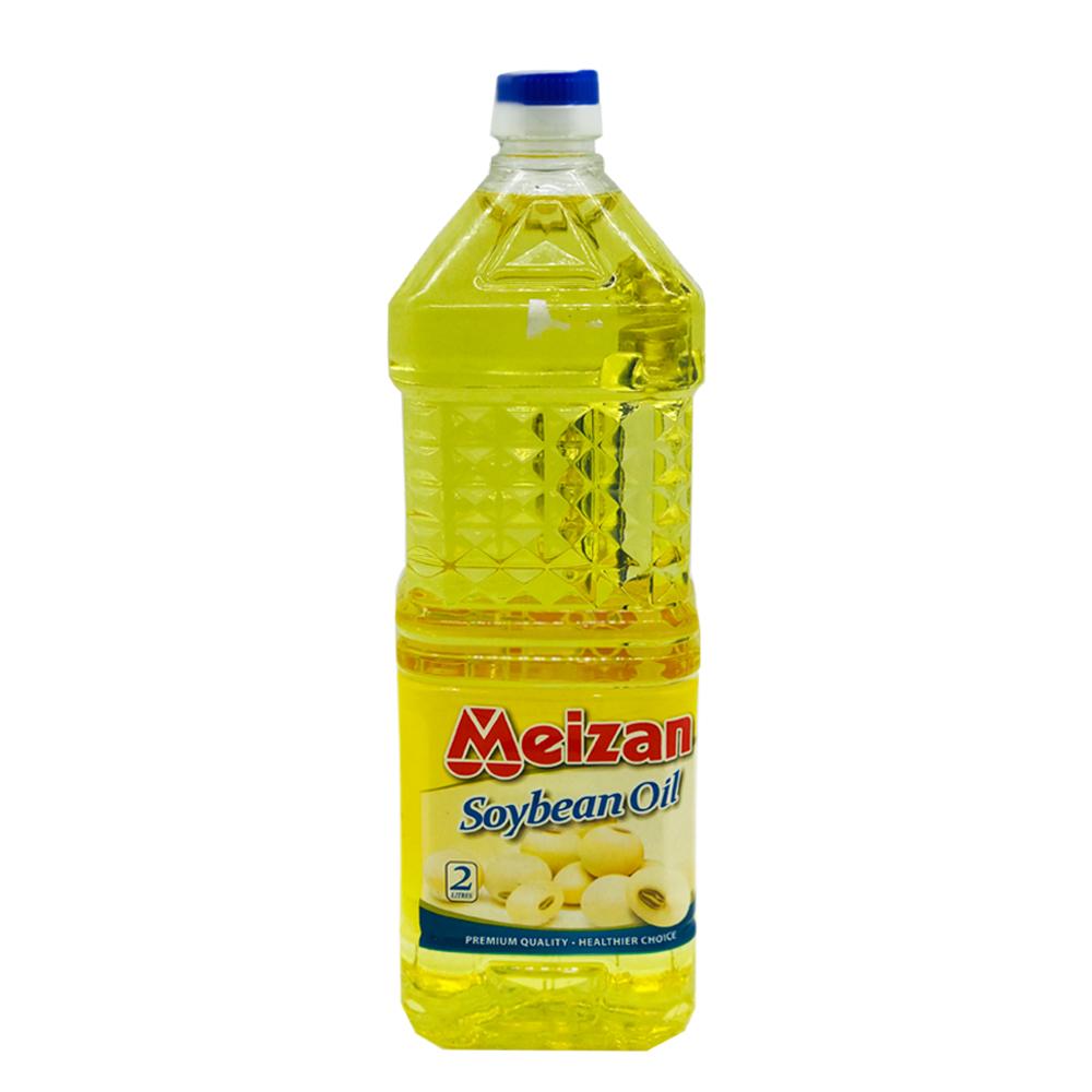 Meizan Soybean Oil 2ltr