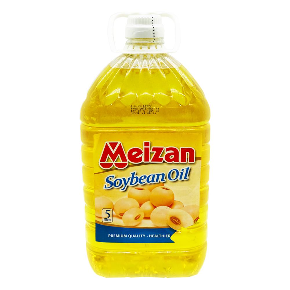 Meizan Soybean Oil 5ltr