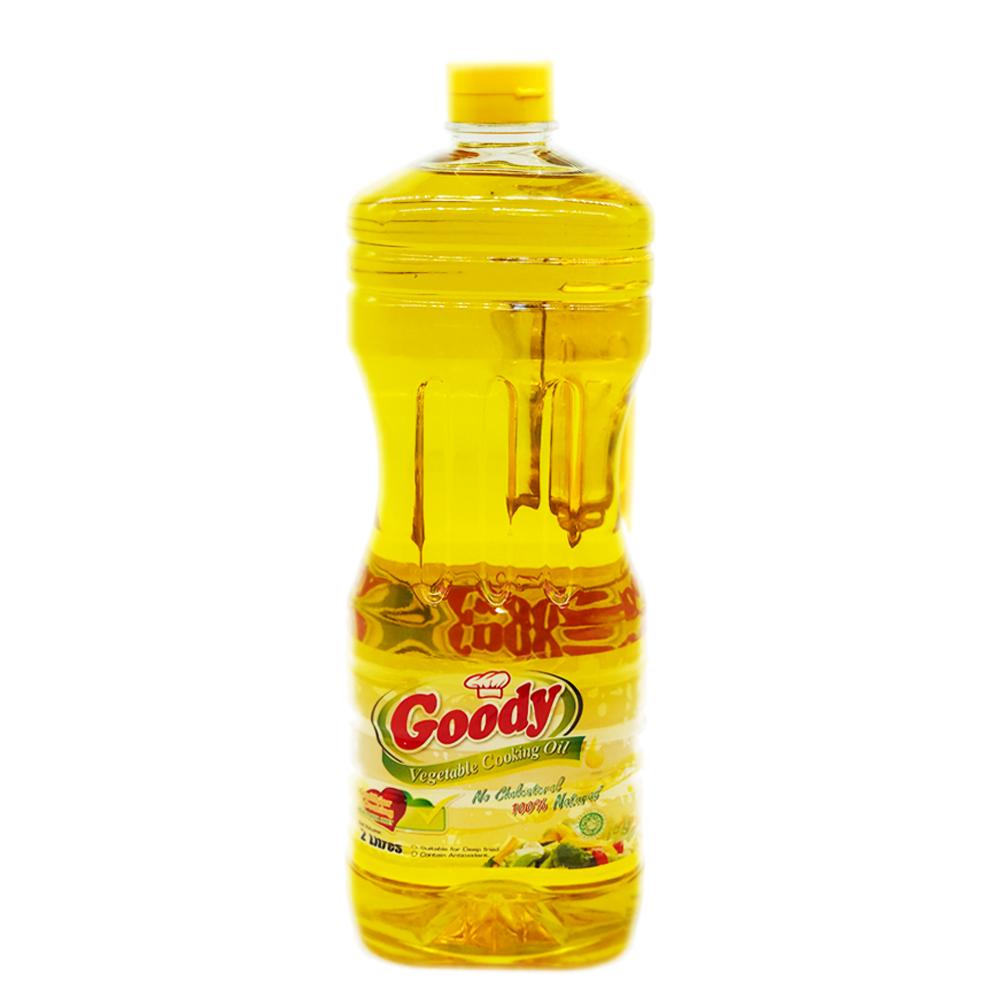 Goody Vegetable Oil 2ltr