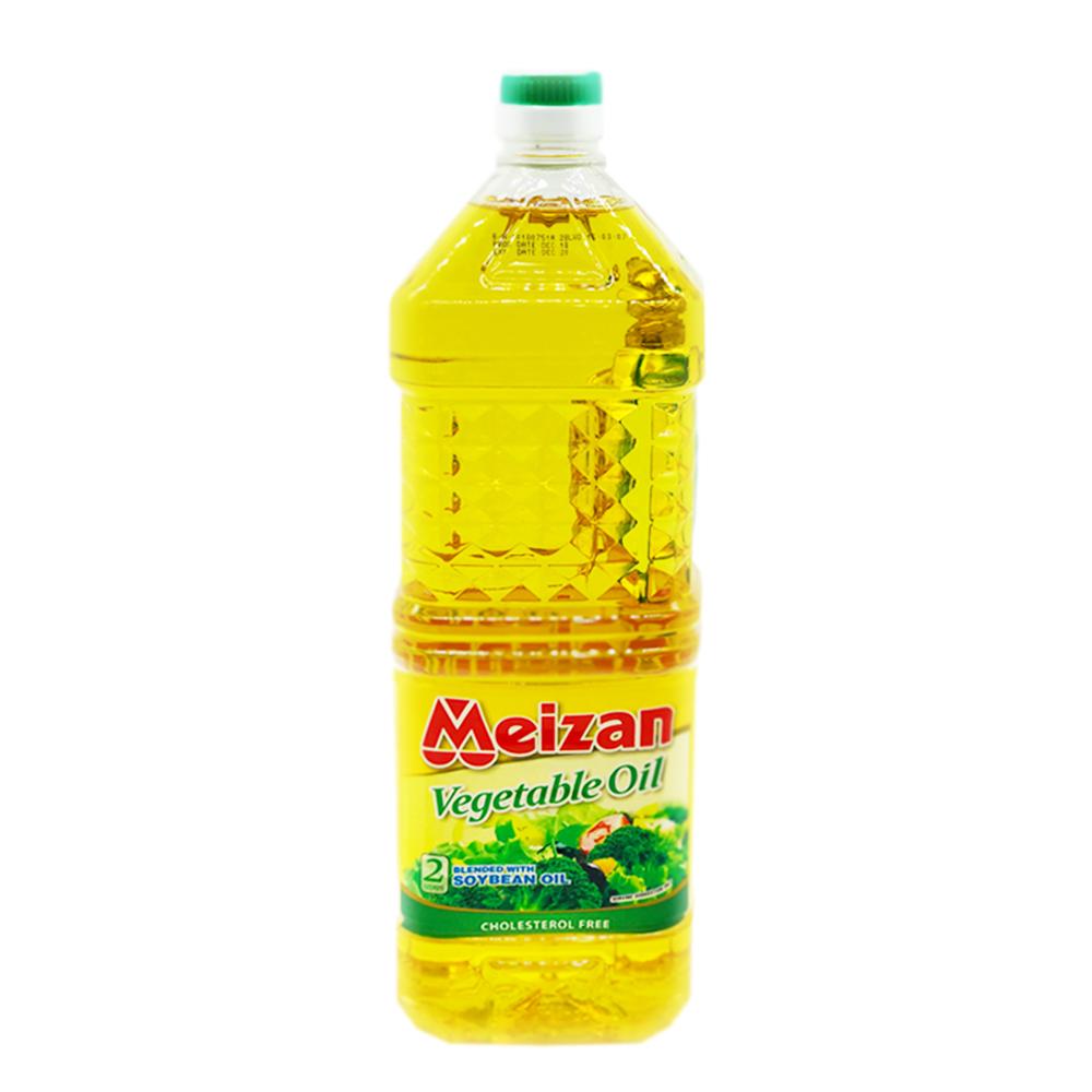 Meizan Vegetable Oil 2ltr