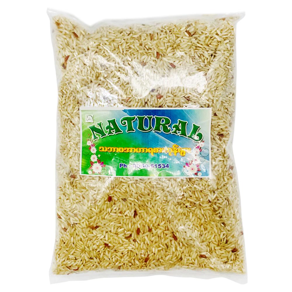 Natural Brown Rice 1kg