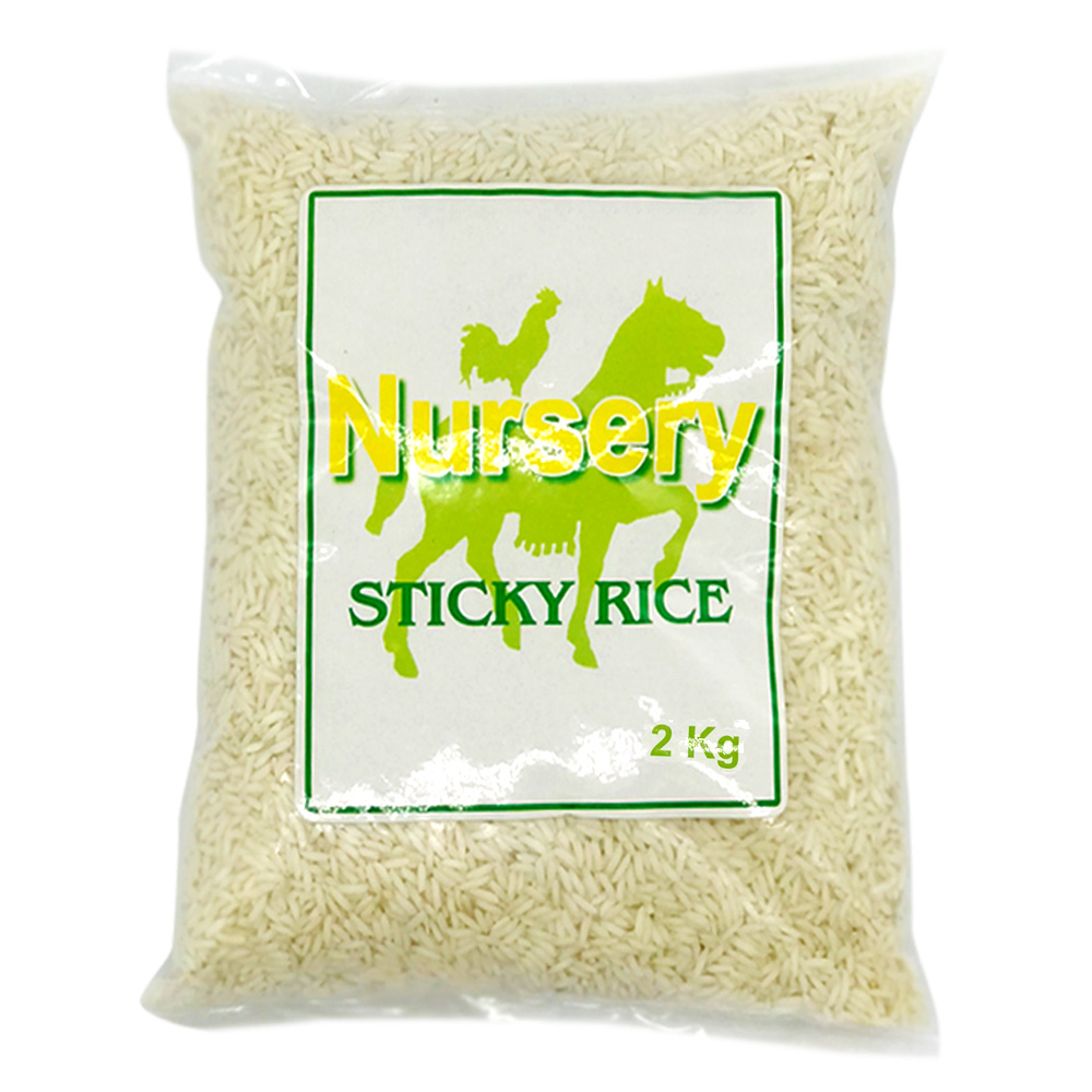 Nursery Sticky Rice (White) 2kg