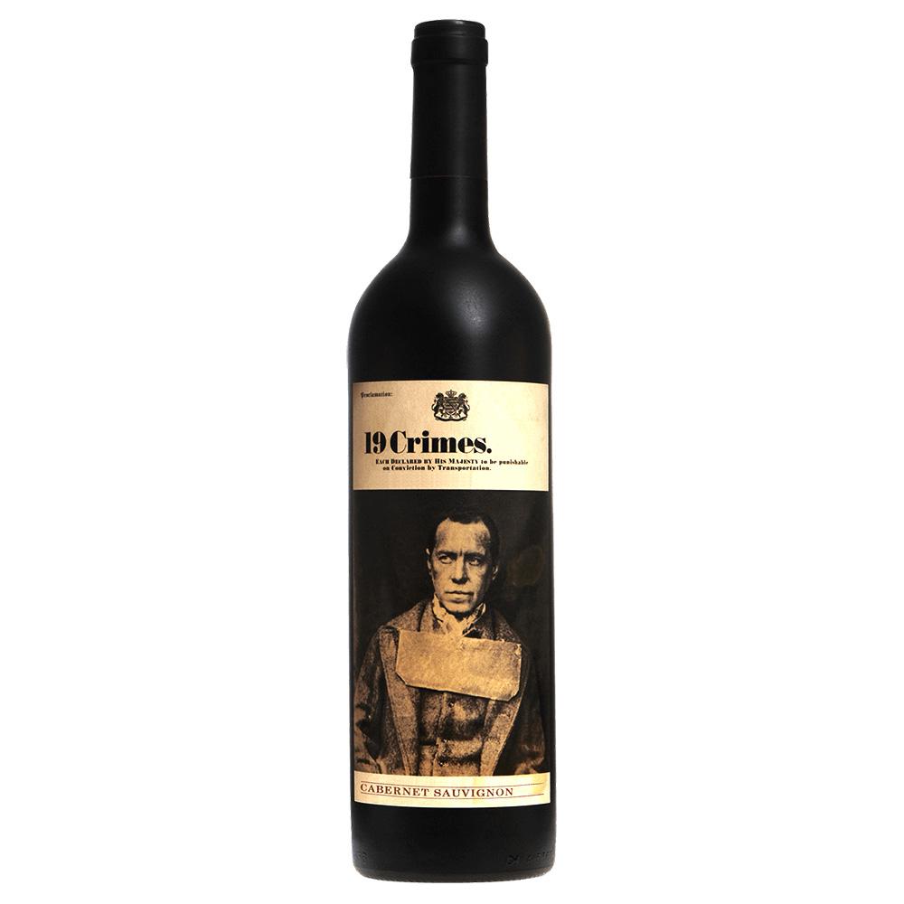 19 Crimes Wine Cabernet Sauvignon 2017 750ml