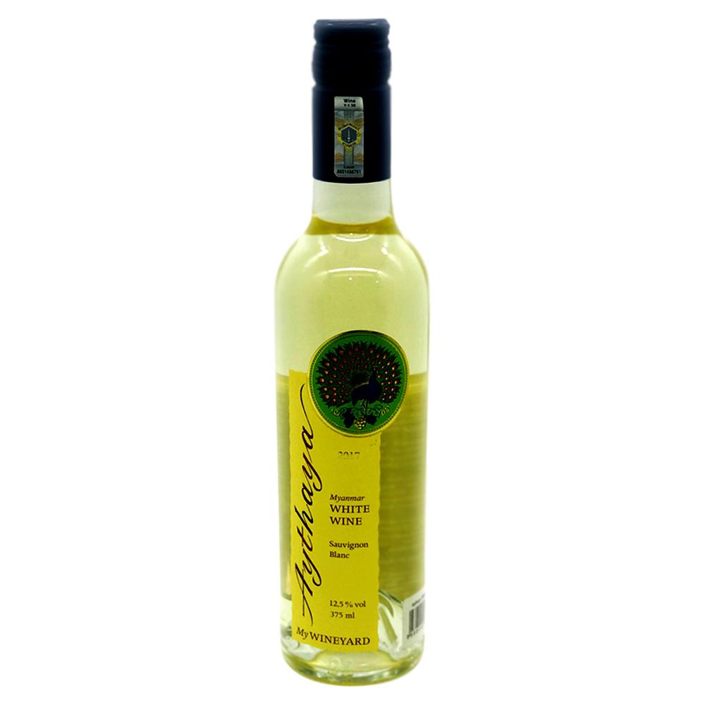 Aythaya Myanmar White Wine Sauvignon Blanc 375ml