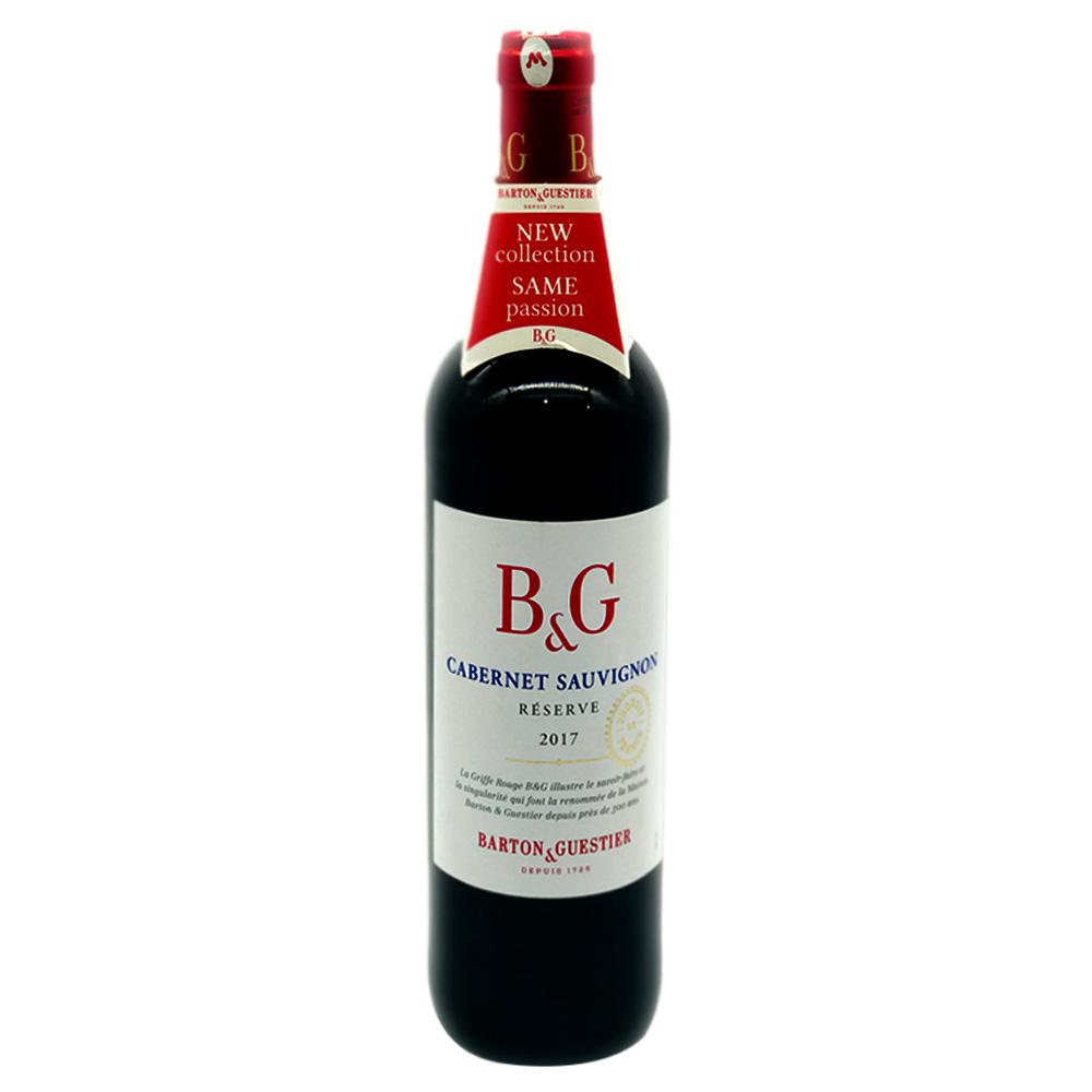 B&G Cabernet Sauvignon Barton & Guestier 750ml