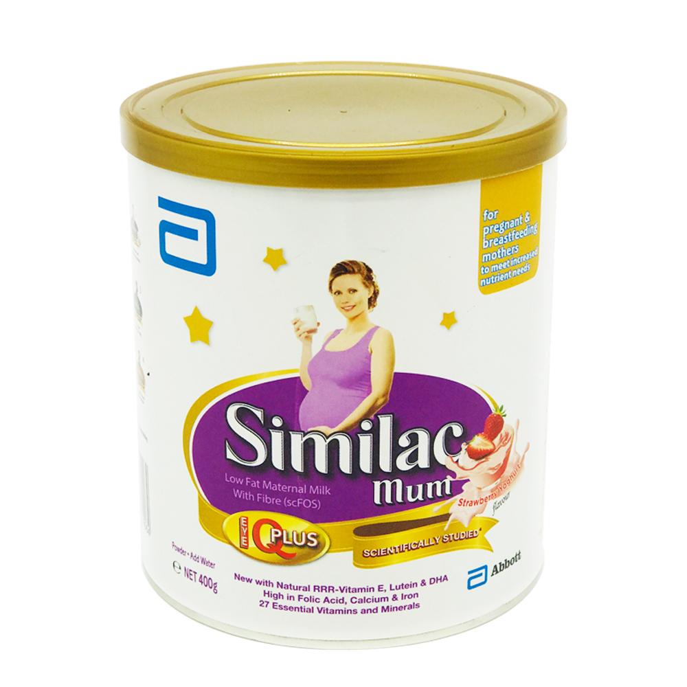 Similac Mum Milk Powder Strawberry Yoghurt 400g