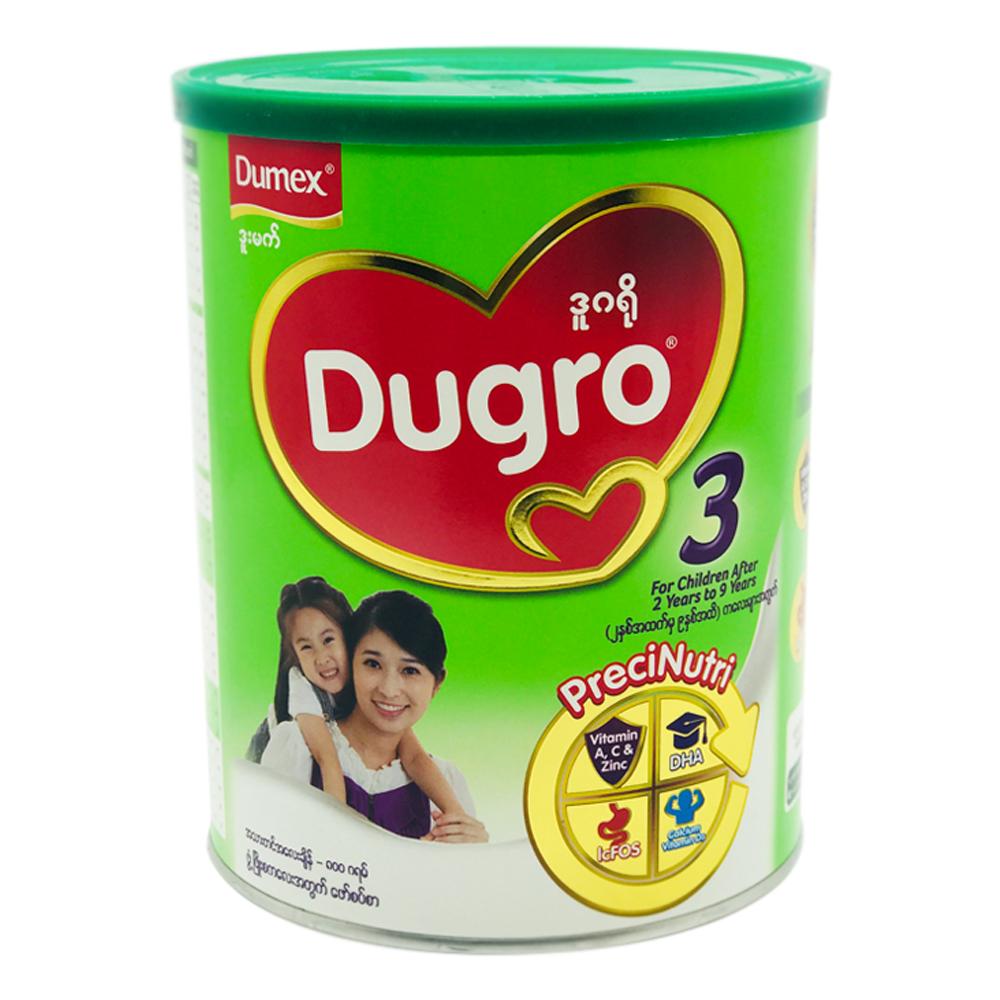 Dumex Dupro Baby Milk Powder Step 3 (2 to 9 Years) 800g