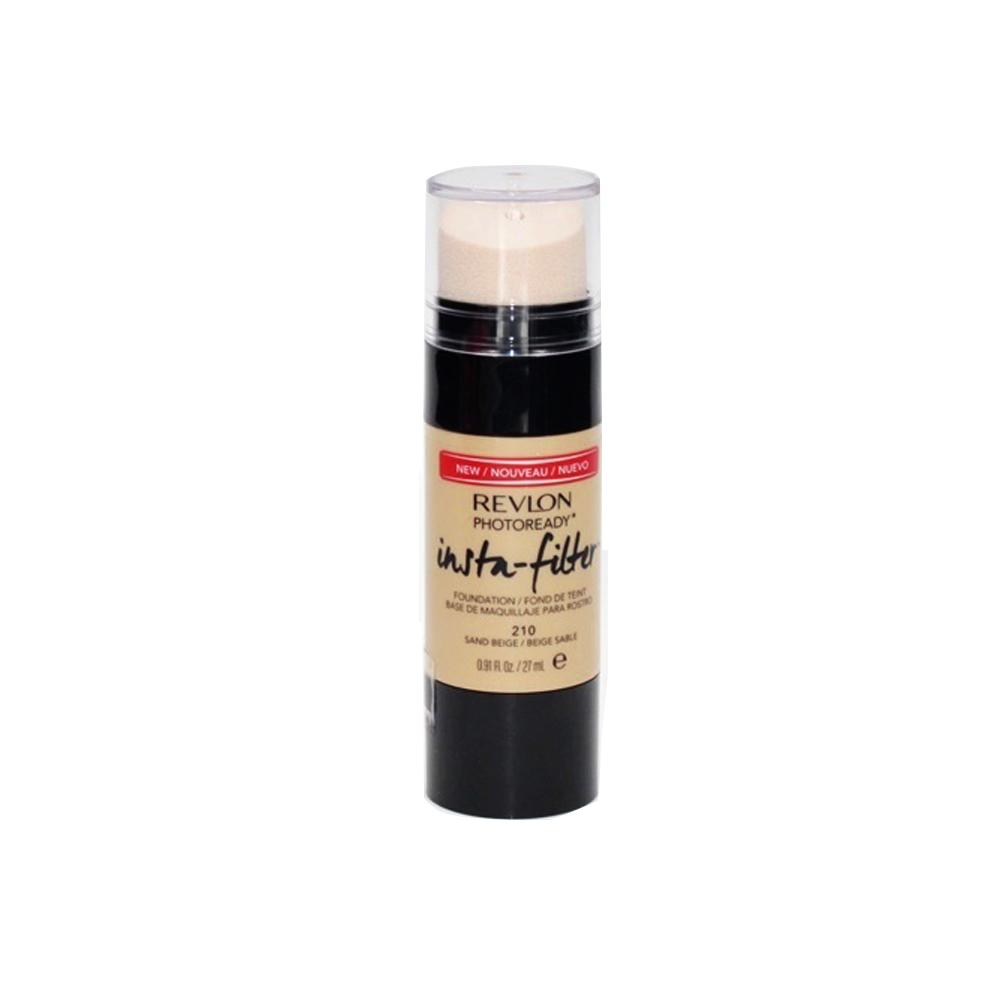 Revlon Photoready Insta Filter Liquid Foundation 27ml 210-Sand Beige