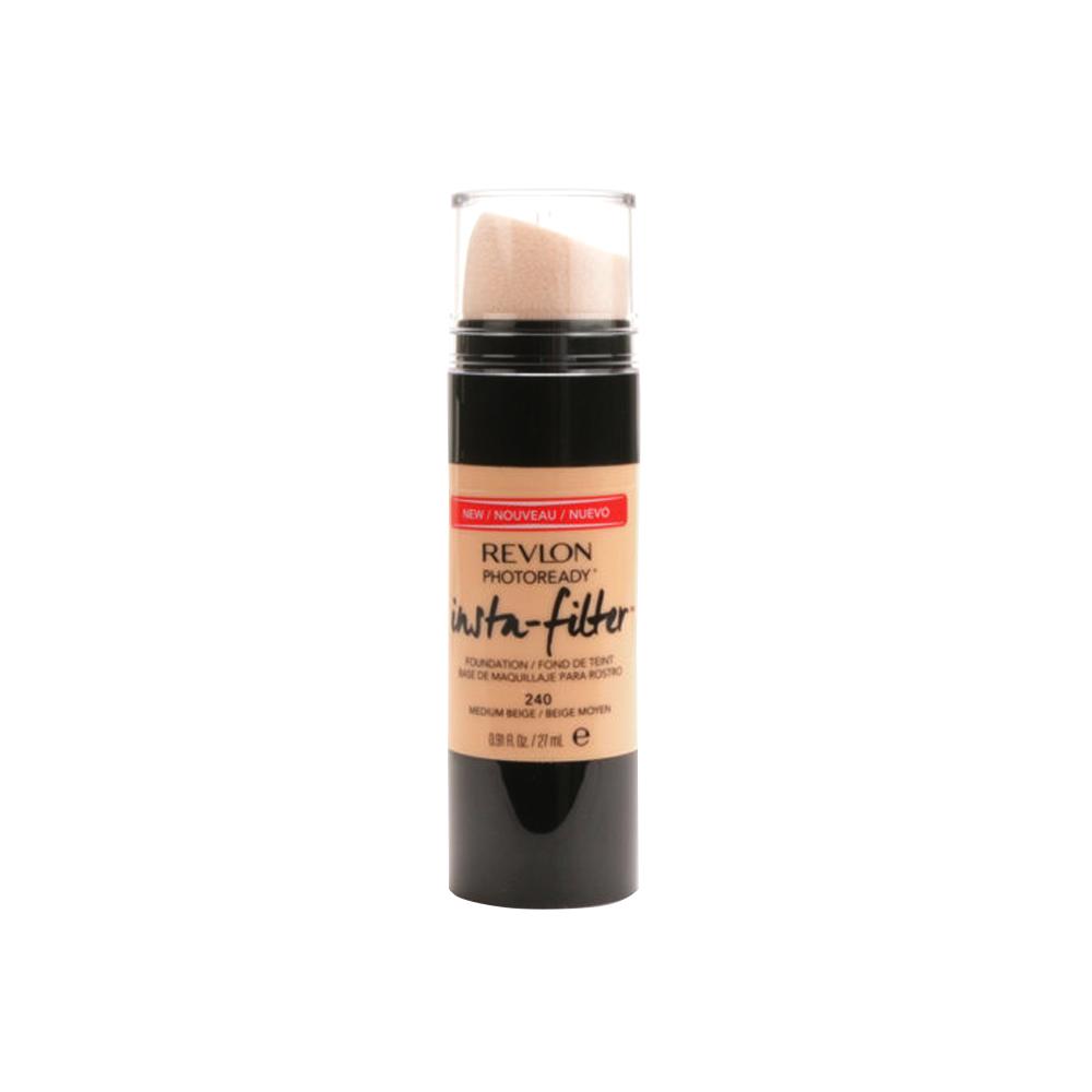 Revlon Photoready Insta Filter Liquid Foundation 27ml 240-Medium Beige
