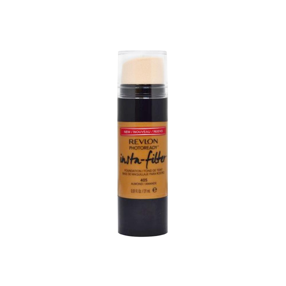 Revlon Photoready Insta Filter Liquid Foundation 27ml 405-Almond