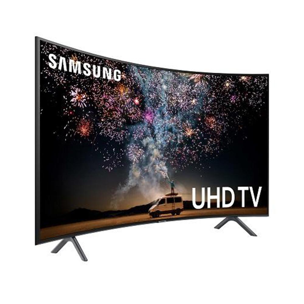 "Samsung Smart Curved LED TV UHD/T2 49"" UA49RU7300KXMR"