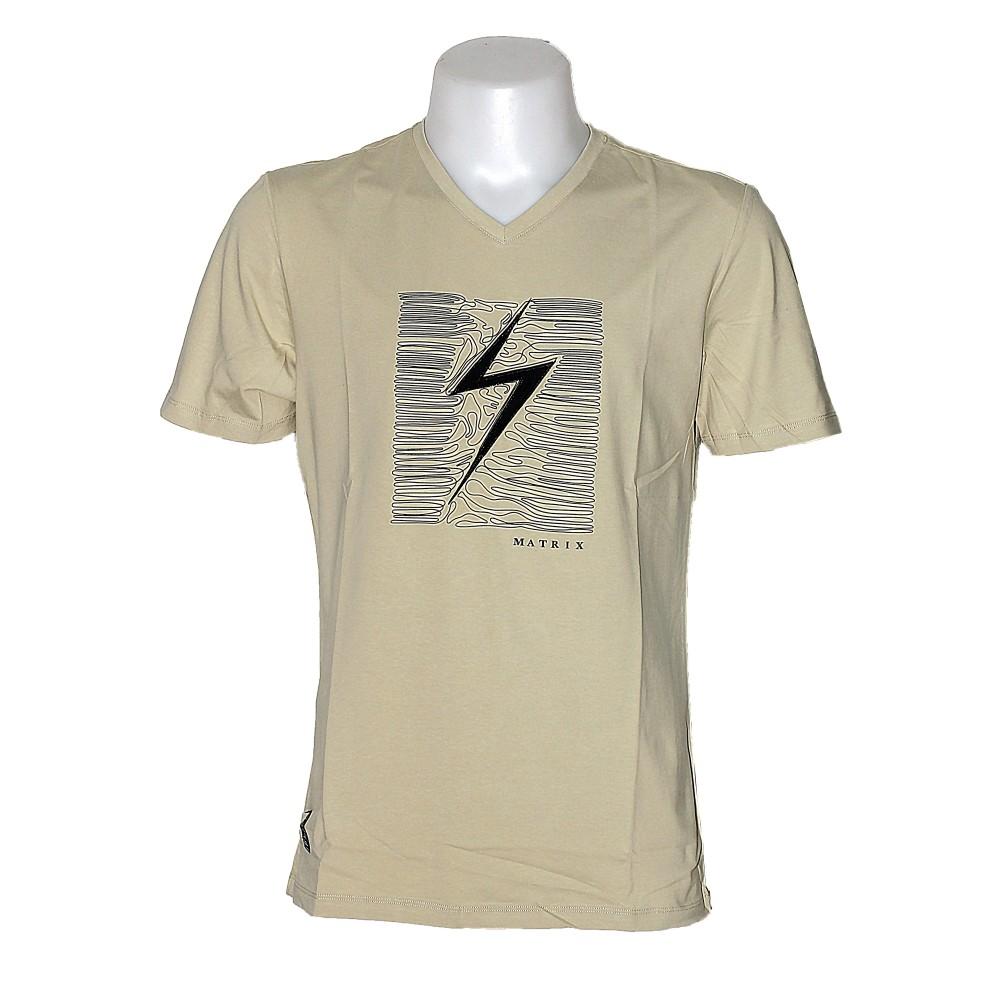 Matrix Men T-Shirt S/S Karki MT-2020