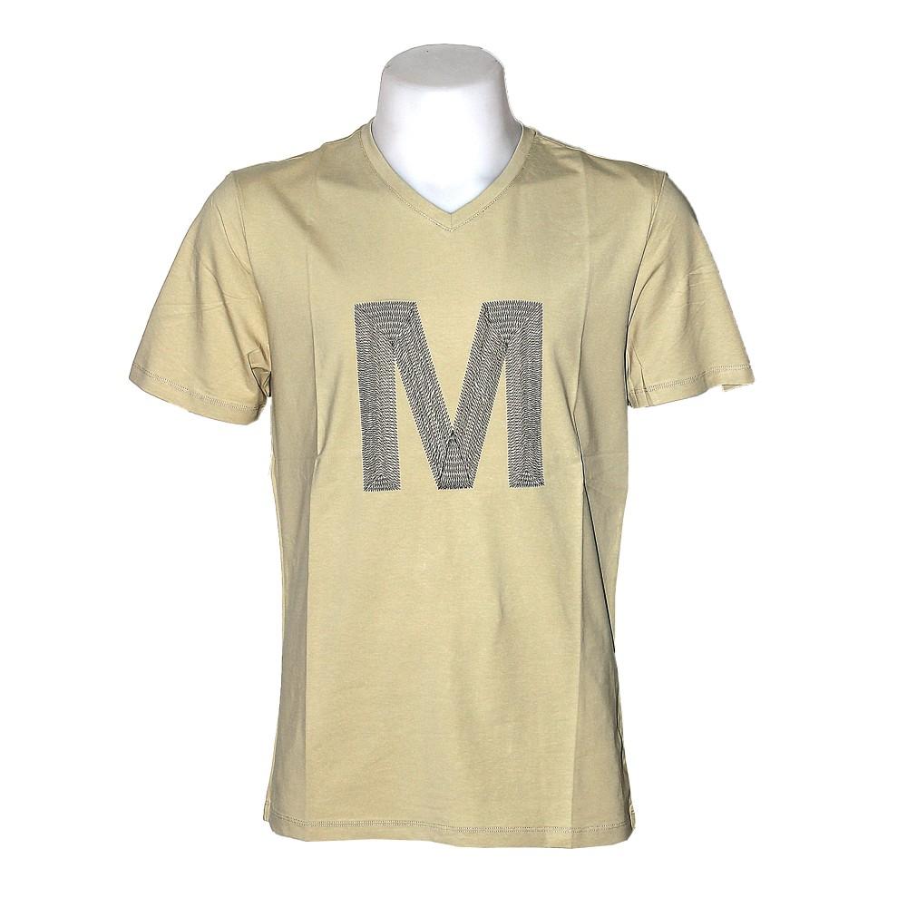 Matrix Men T-Shirt Beige S/S MT-00247