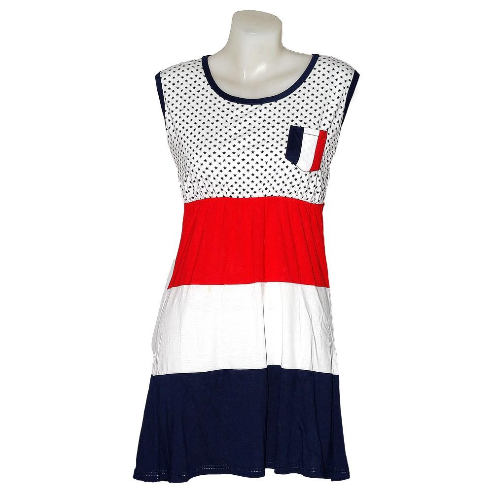Women Dress S/L 3 Colours LWD-0099