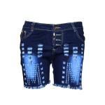 Women Jean Short Pants WWP-0459T