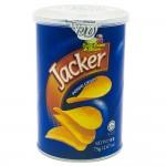 Jacker Potato Crisps Sour Cream & Onion 75g