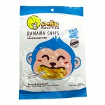 Playlin Banana Chips Salted 25g
