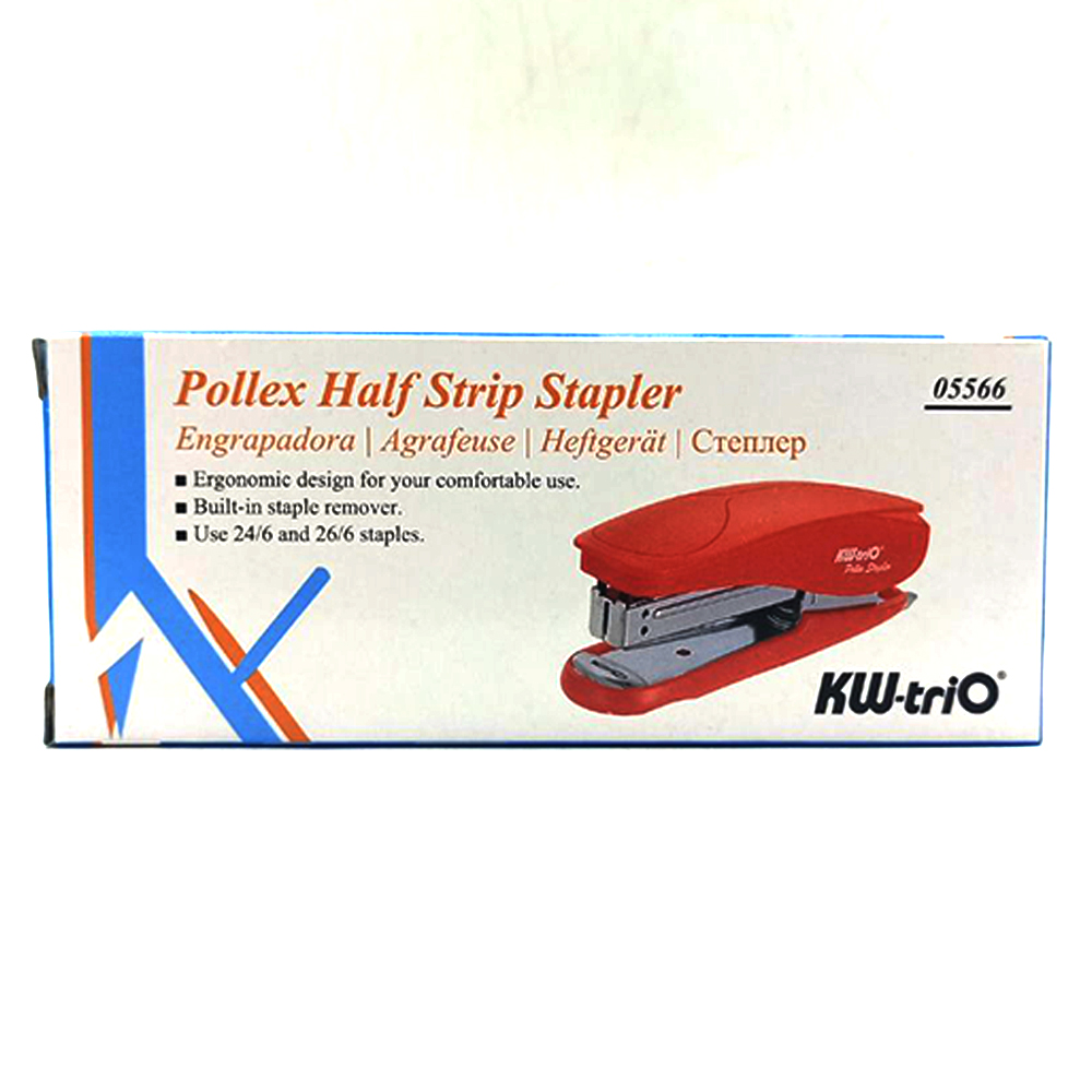 Kw-Tri O Pollex Half Strip Stapler-05566
