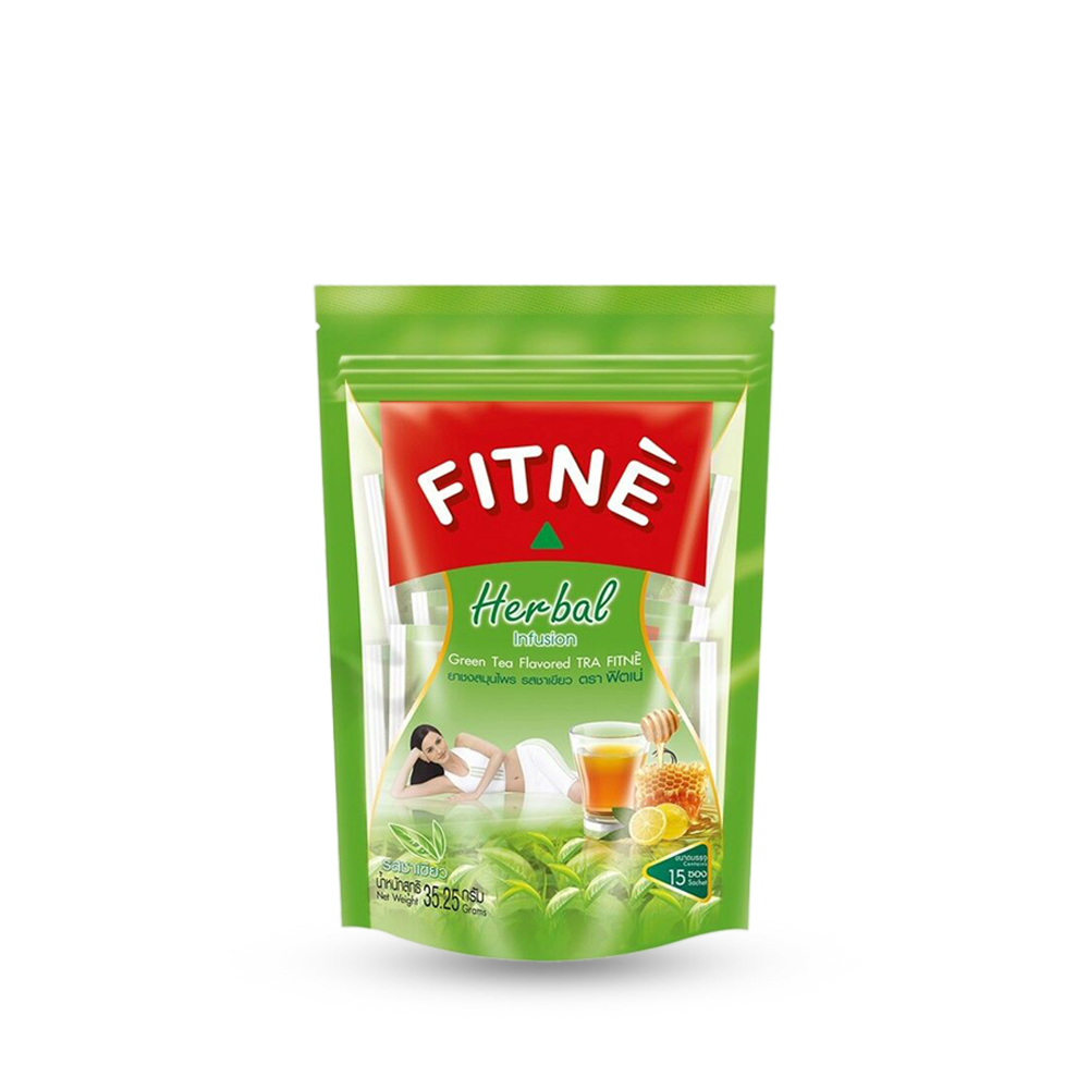 Fitne Herbal Tea Green Tea 15's 35.25g