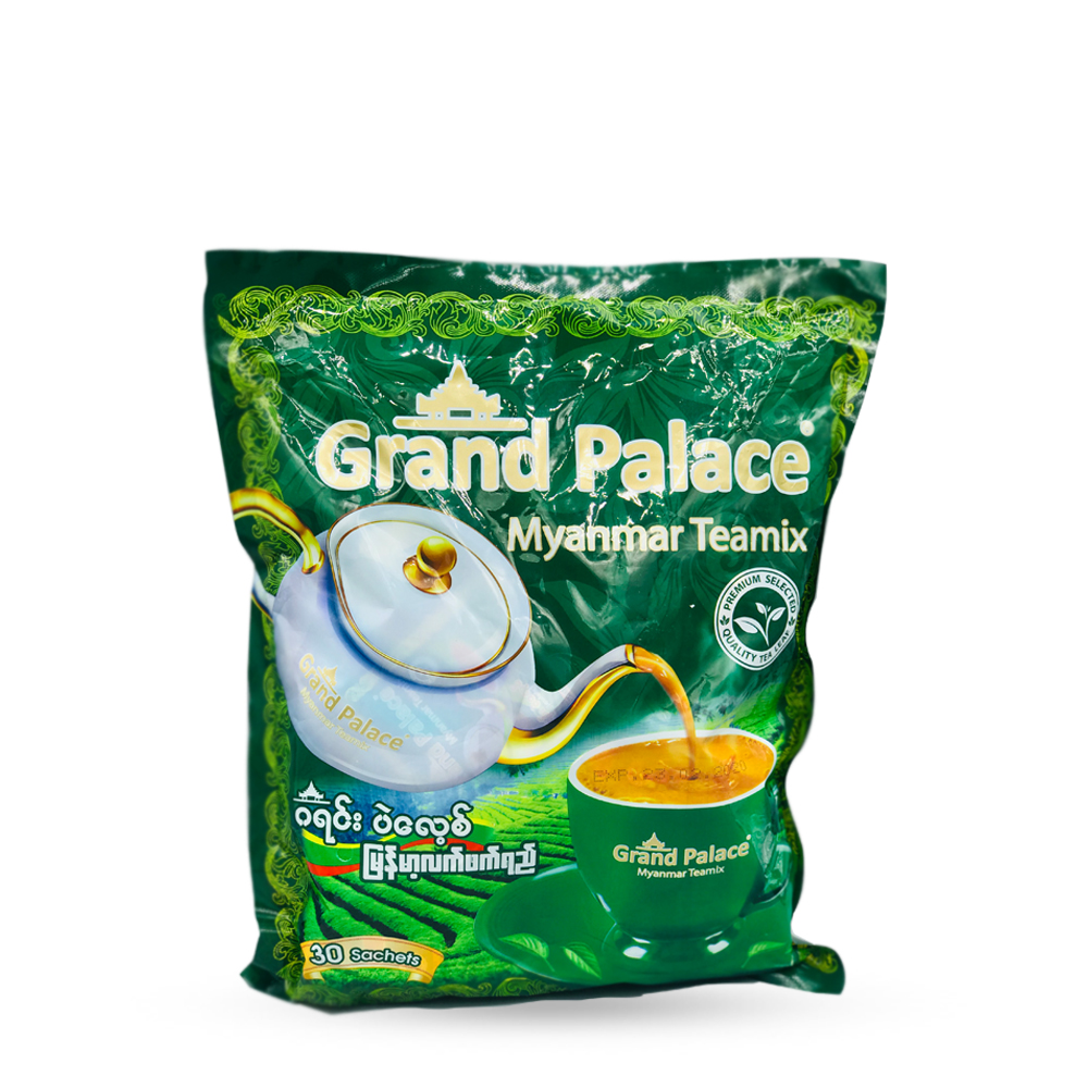 Grand Palace Instant Myanmar Teamix 30's 600g