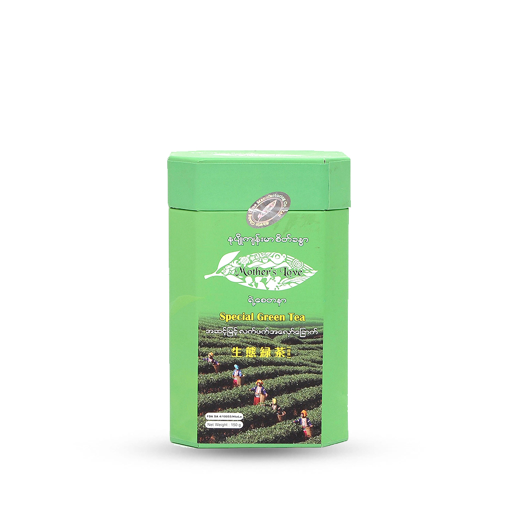 Mother's Love Special Green Tea 150g (Bot)