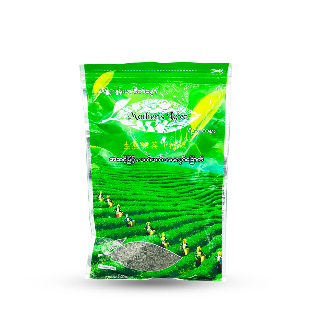 Mother's Love Special Green Tea 200g