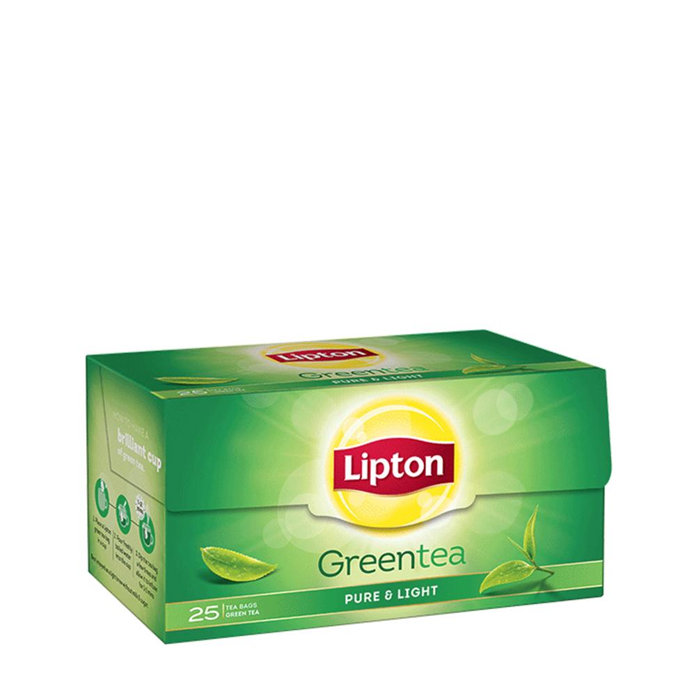 Lipton Green Tea Lively Fresh 25's 37.5g