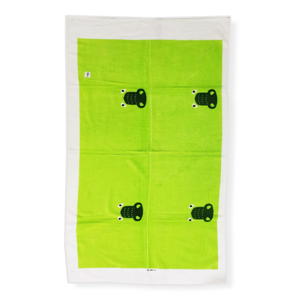 """Frog Towels Sein Velour 29""""x59"""""""