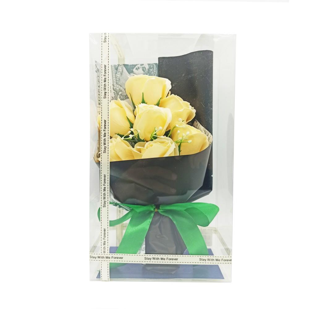 Rose Bouquet Box No-0713459