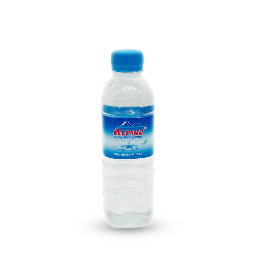 Alpine Drinking Water 600ml