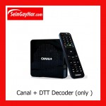 Canal Plus DTT Decoder (Only)