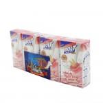 Bolt Malted Milk Strawberry 4x115ml