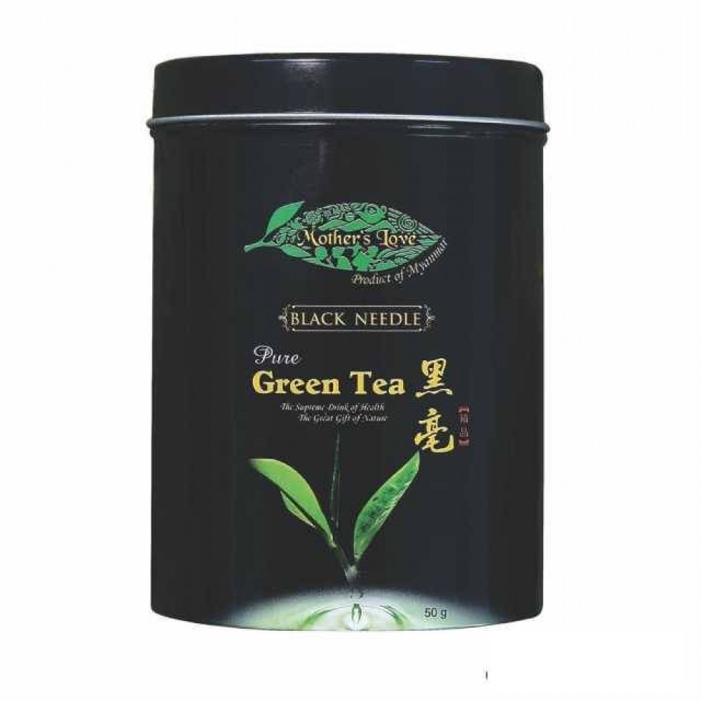 Mother's Love Black Needle (Green Tea) 50g