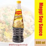 Maggi Soy Sauce 680ml**Buy 1 Get 1(Swal Sone Thone 12pcs)**18.09.21 to 30.09.21**