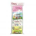 Cherry Soft Facial Pocket Tissue 10's x 16pkt