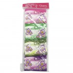 Cherry Soft Facial Pocket Tissue 8's x 12pkt